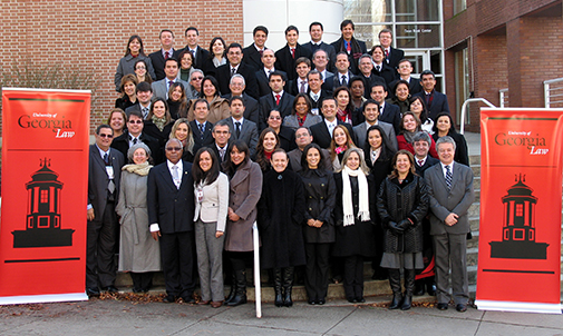2011 IJTP Group Photo