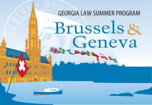 Georgia Law summer program Brussels &Geneva