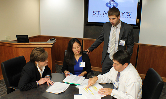 student at corporate counsel externship placement