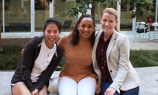 ILS group photo