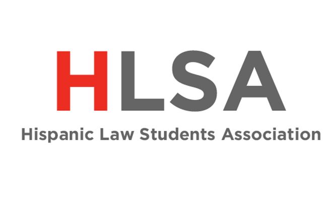 hispanic law student association logo