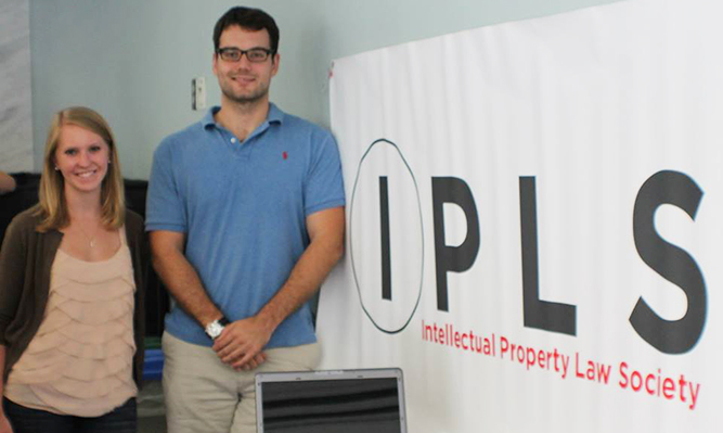 IPLS photo from 2014 student organizations fair