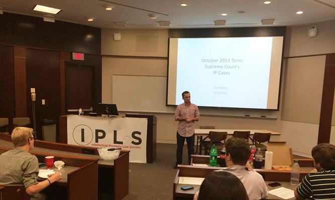 IPLS meeting