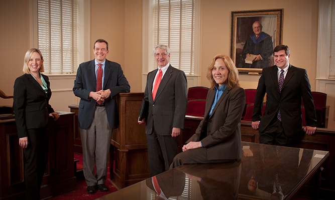 faculty who are former supreme court clerks