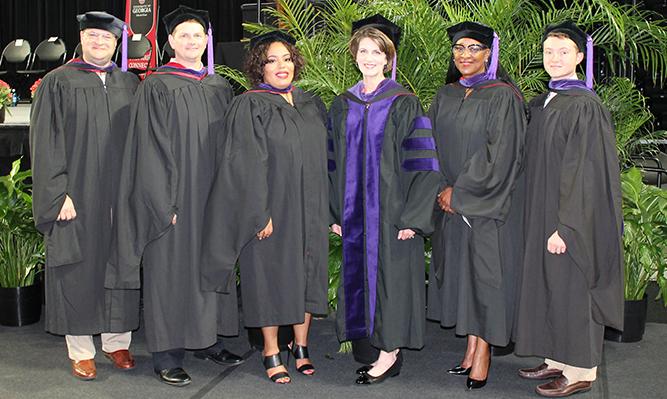 MSL graduates
