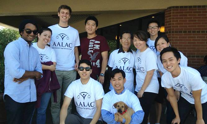 asian law students association board 2013-14