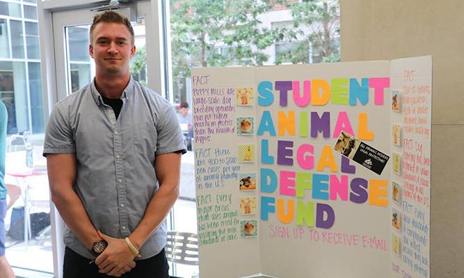 student org fair animal legal defense fund