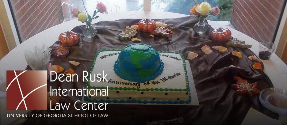 rusk rededication cake